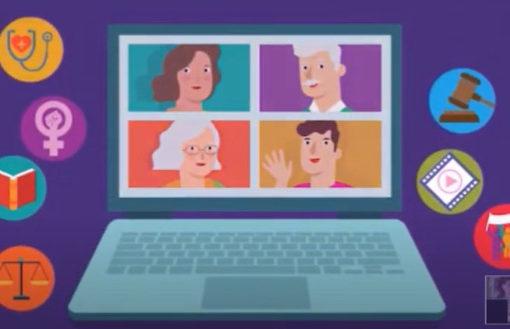 Imagen del vídeo del encuentro