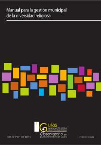 Portada del Manual para la Gestión de la DIversidad Religiosa