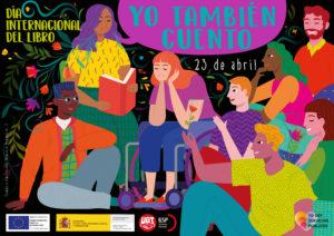 Cartel YoTbcuento castellano