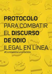 Protocolo para combatir el discurso de odio ilegal en línea