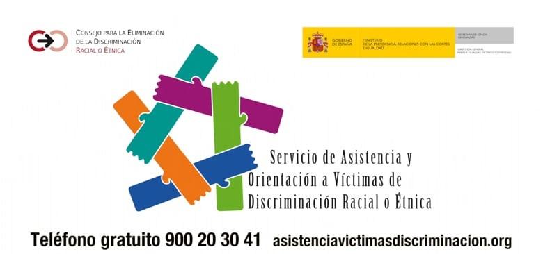 Servicio Asistencia Víctimas de Discriminación
