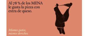 cartel de la campaña de Málaga Acoge