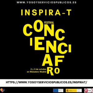 Cartel festival conciencia afro